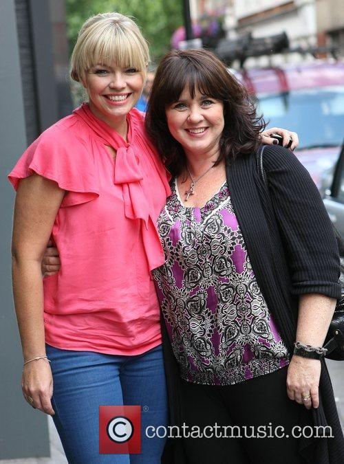 Kate Thornton and Coleen Nolan 6
