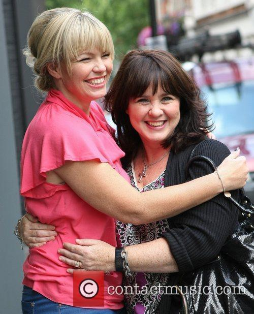 Kate Thornton and Coleen Nolan 3