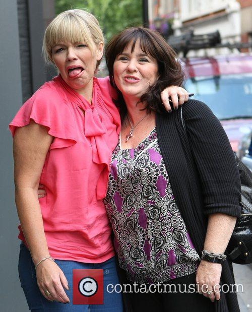 Kate Thornton and Coleen Nolan 2