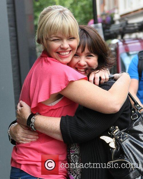 Kate Thornton and Coleen Nolan 4