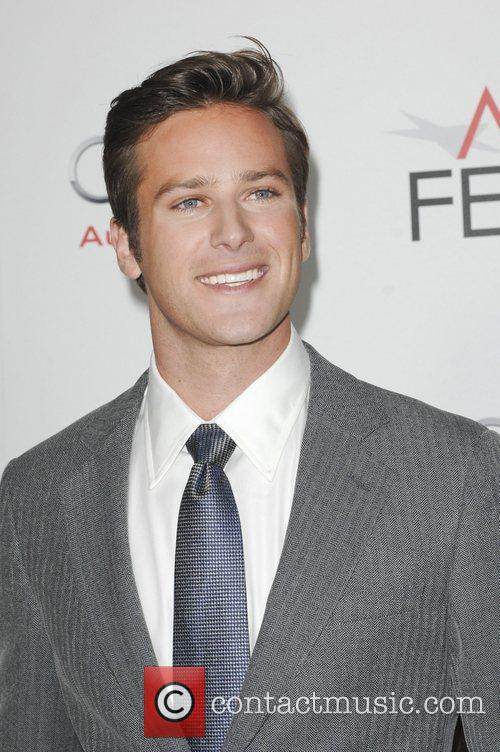 Armie Hammer and Grauman's Chinese Theatre 3