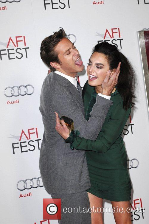 Armie Hammer and Grauman's Chinese Theatre 2