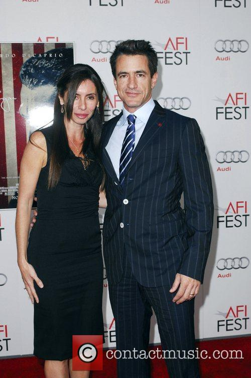 Dermot Mulroney and Grauman's Chinese Theatre 1