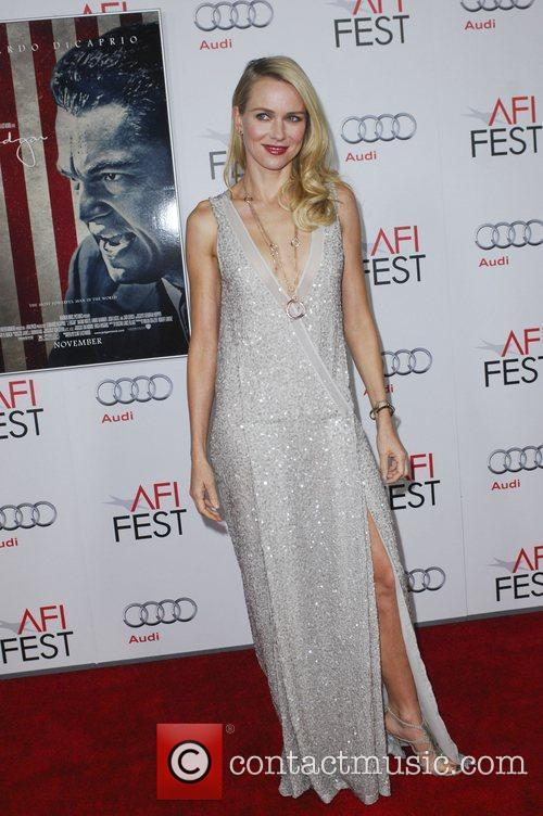 Naomi Watts and Grauman's Chinese Theatre 2