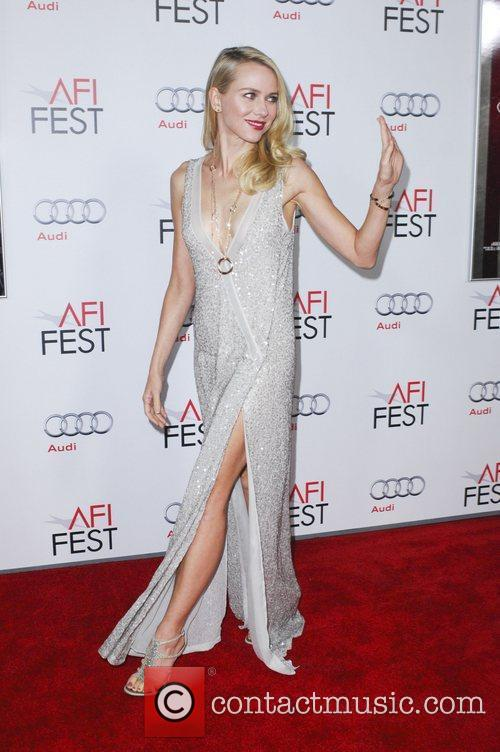 Naomi Watts and Grauman's Chinese Theatre 10