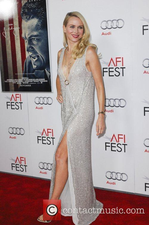 Naomi Watts and Grauman's Chinese Theatre 7