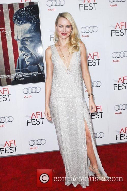 Naomi Watts and Grauman's Chinese Theatre 3