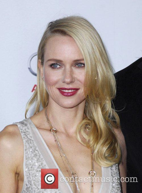 Naomi Watts and Grauman's Chinese Theatre 11