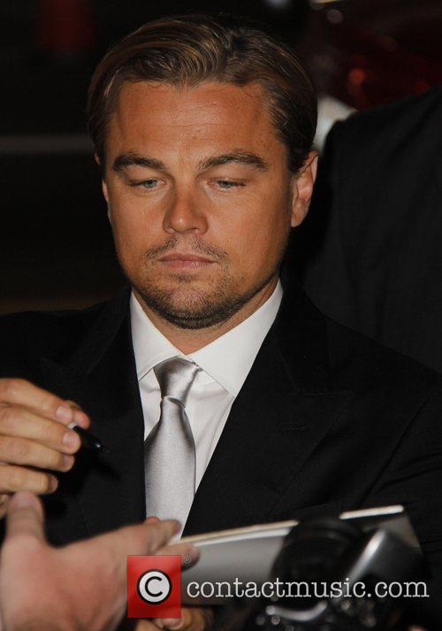Leonardo Dicaprio and Grauman's Chinese Theatre 3