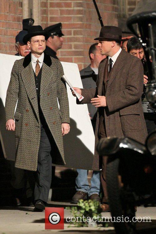 Leonardo Dicaprio and Clint Eastwood 22