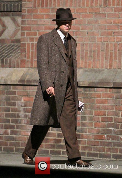 Leonardo Dicaprio and Clint Eastwood 53
