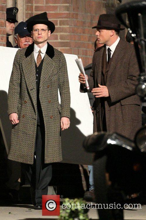 Leonardo Dicaprio and Clint Eastwood 50