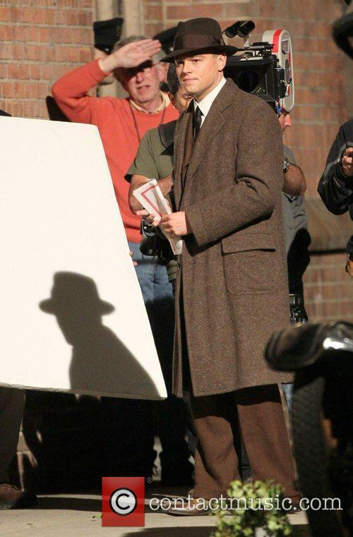 Leonardo Dicaprio and Clint Eastwood 51