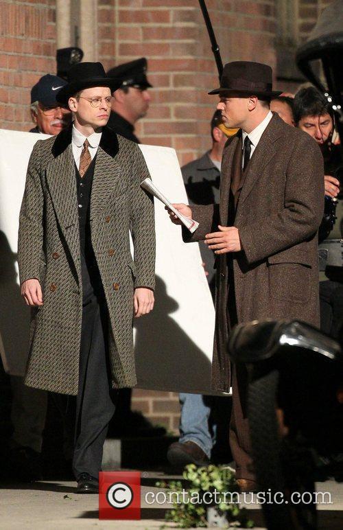 Leonardo Dicaprio and Clint Eastwood 31
