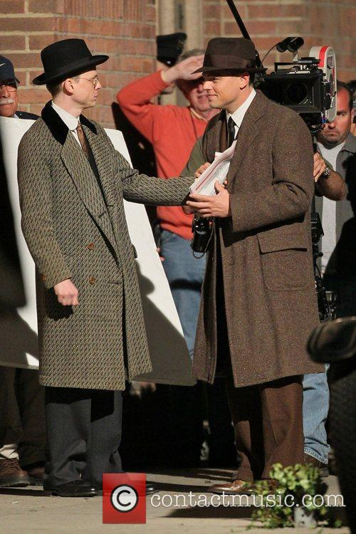 Leonardo Dicaprio and Clint Eastwood 18