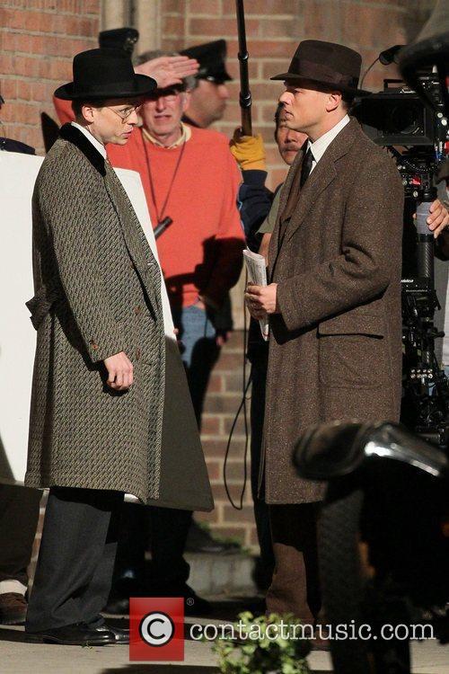 Leonardo Dicaprio and Clint Eastwood 56