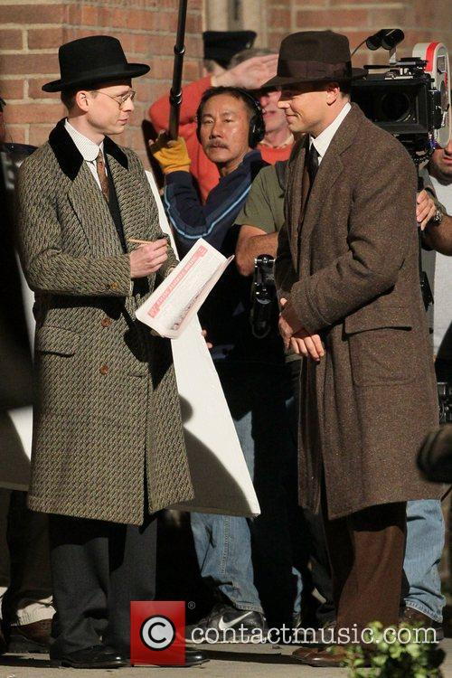 Leonardo Dicaprio and Clint Eastwood 44