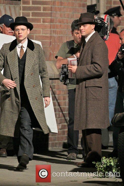 Leonardo Dicaprio and Clint Eastwood 36