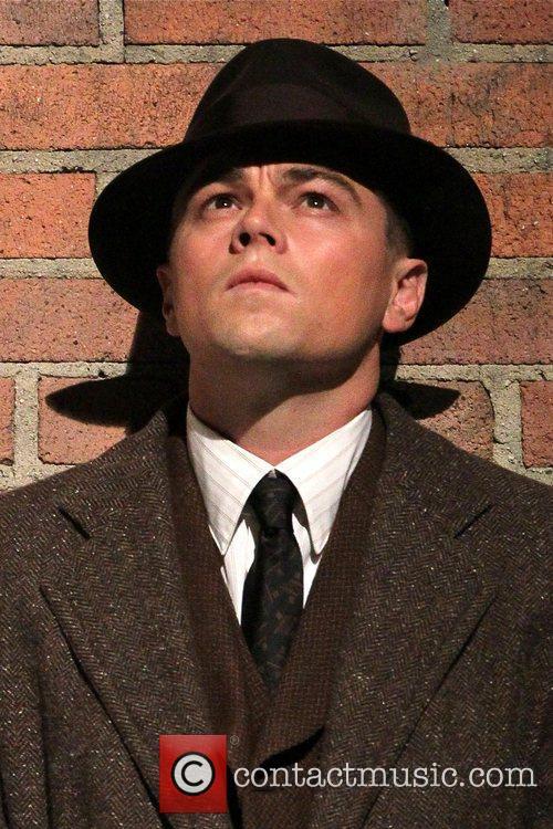Leonardo DiCaprio J Edgar Hoover
