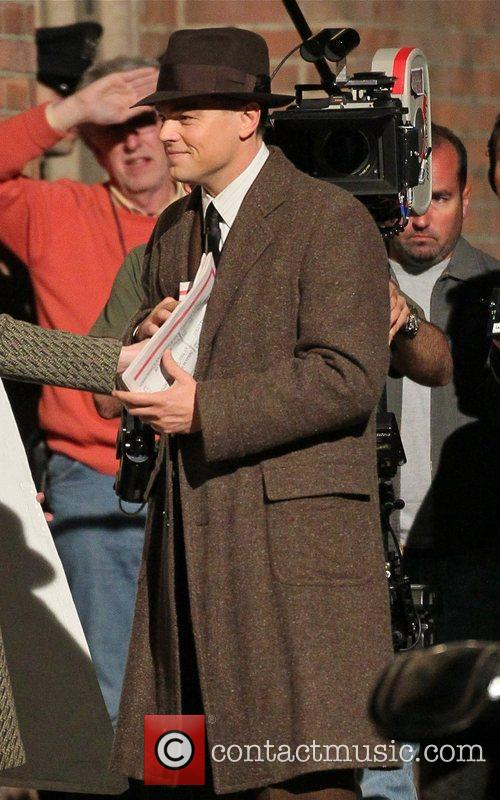Leonardo Dicaprio and Clint Eastwood 59