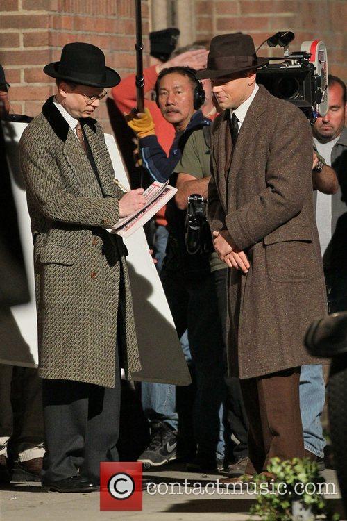 Leonardo Dicaprio and Clint Eastwood 33