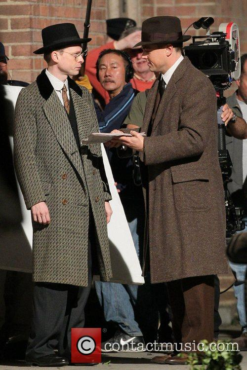 Leonardo Dicaprio and Clint Eastwood 35