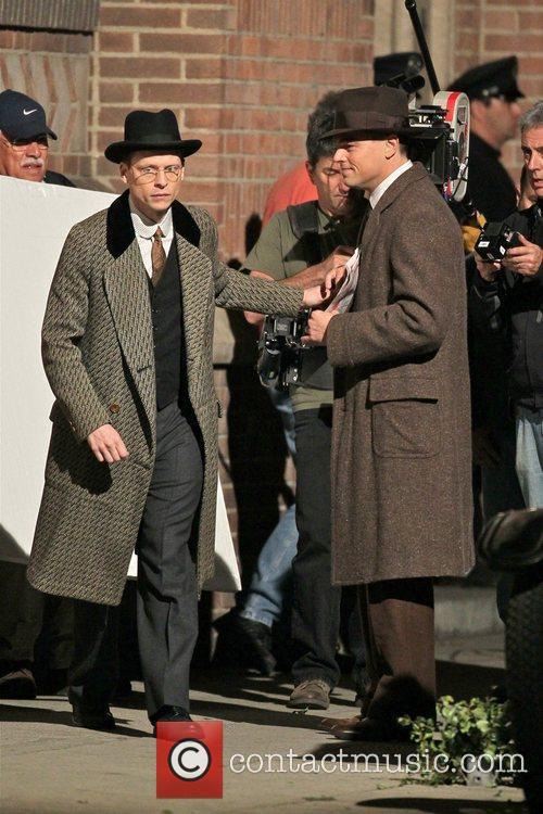 Leonardo Dicaprio and Clint Eastwood 29