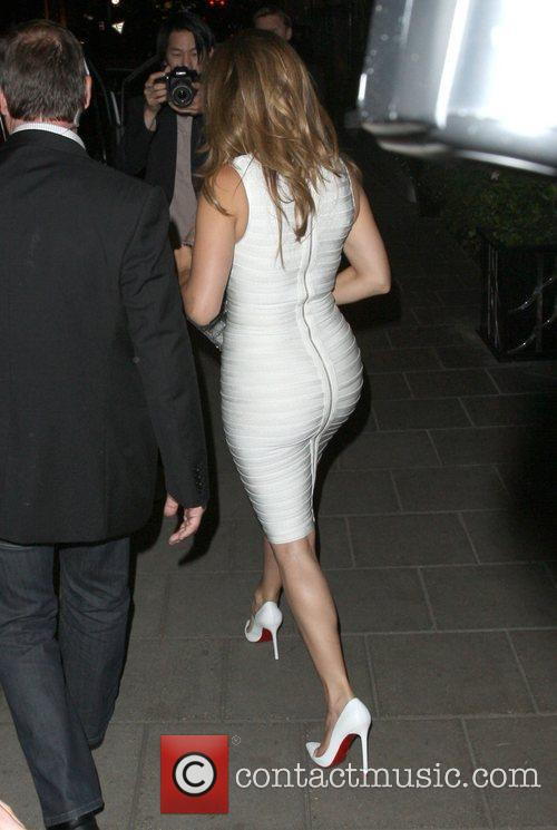 Jennifer Lopez and Steps 8