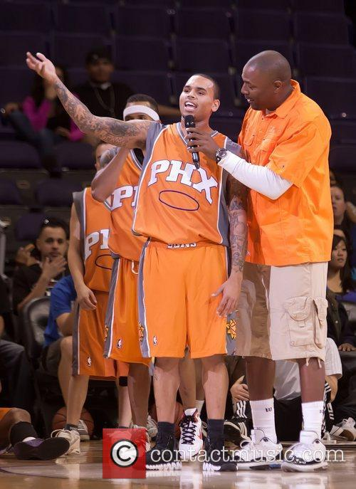 Chris Brown and Phoenix 6