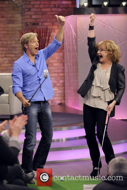 Marilyn Denis and Jack Wagner  appearing on...