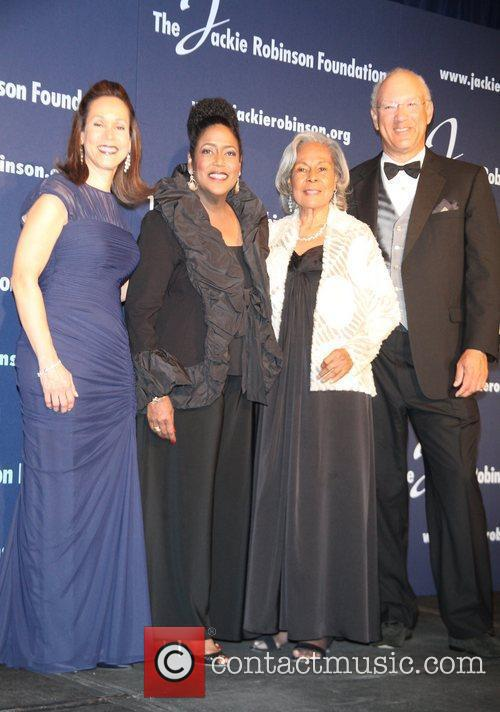 The Jackie Robinson Foundation Awards Dinner - Arrivals