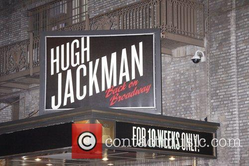Opening night of 'Hugh Jackman, Back On Broadway'...