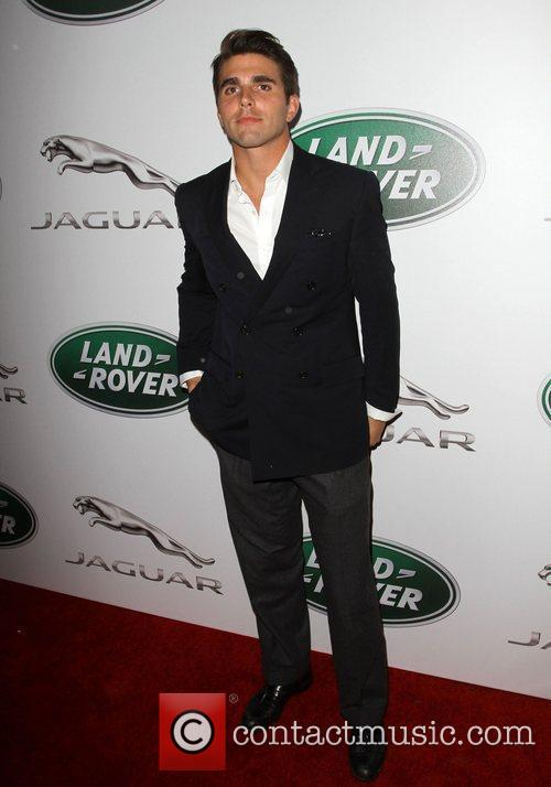 Miles Fisher Jaguar Land Rover Preview Reception for...