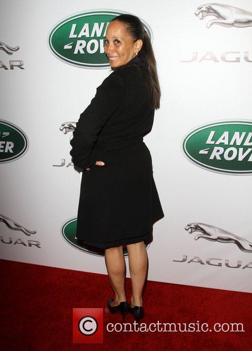 Toni Thompson Jaguar Land Rover Preview Reception for...