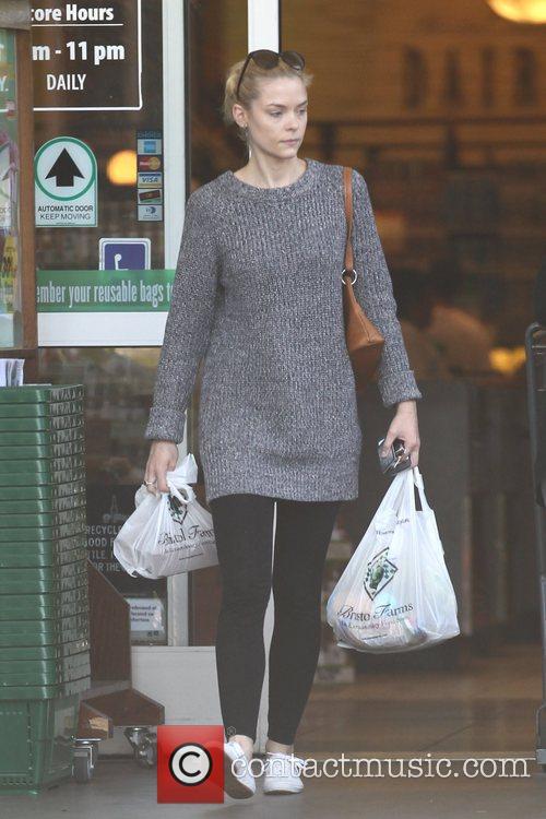 Shopping at Bristol Farms