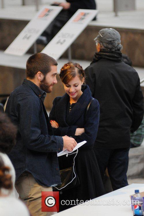 Jake Gyllenhaal and The Descendants 2