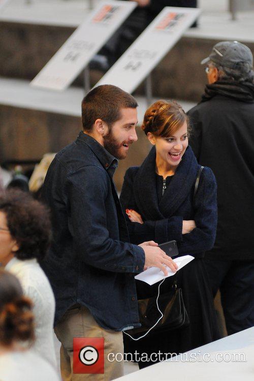 Jake Gyllenhaal and The Descendants 4
