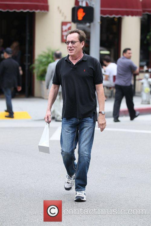 Out running errands in Beverly Hills