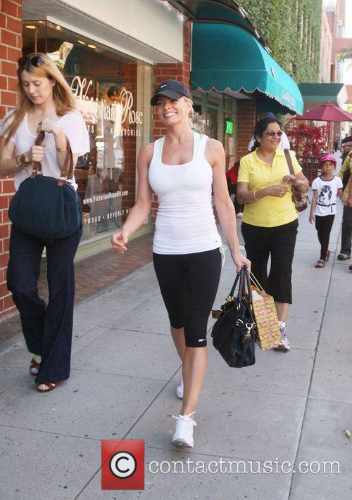 'My Name Is Earl' actress Jamie Pressly, goes...
