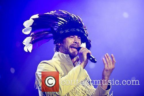 Jay Kay and Jamiroquai 9