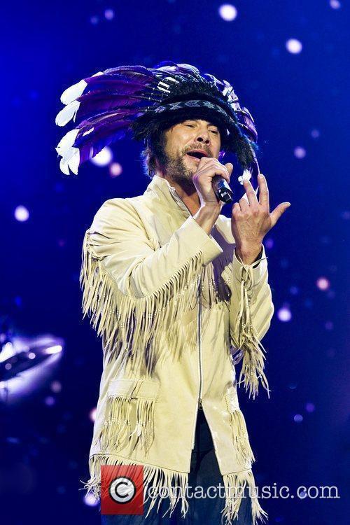 Jay Kay and Jamiroquai 12