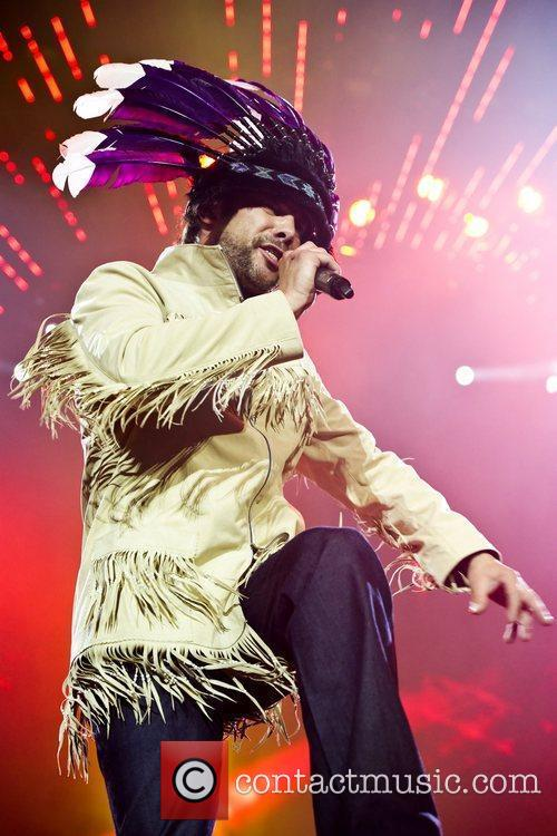 Jay Kay and Jamiroquai 15