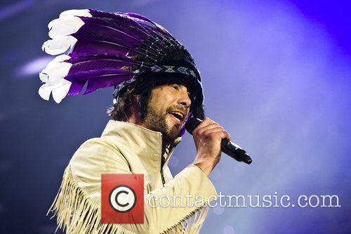 Jay Kay and Jamiroquai 8