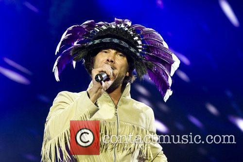Jay Kay and Jamiroquai 7