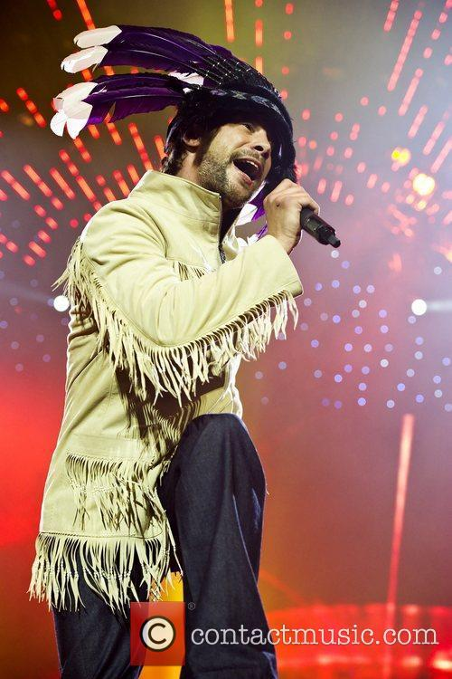 Jay Kay and Jamiroquai 11
