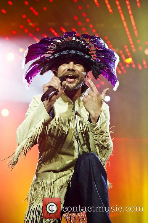 Jay Kay and Jamiroquai 14