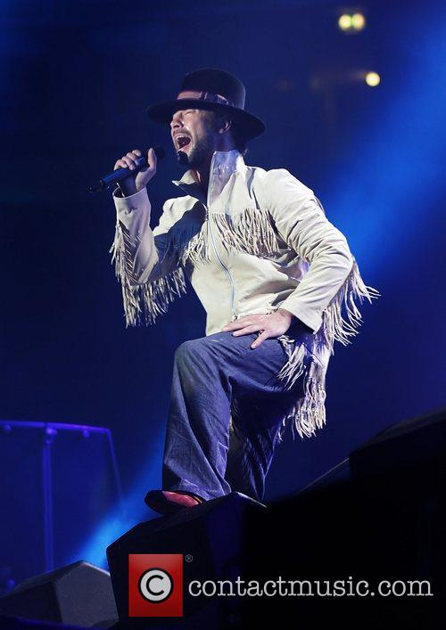 Jay Kay and Jamiroquai 22
