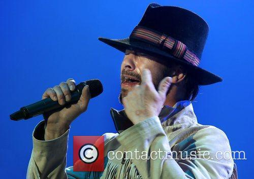 Jay Kay and Jamiroquai 23