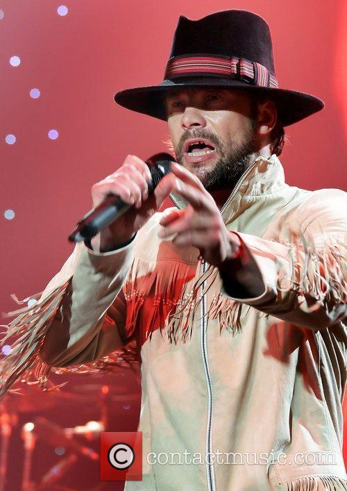 Jay Kay and Jamiroquai 16