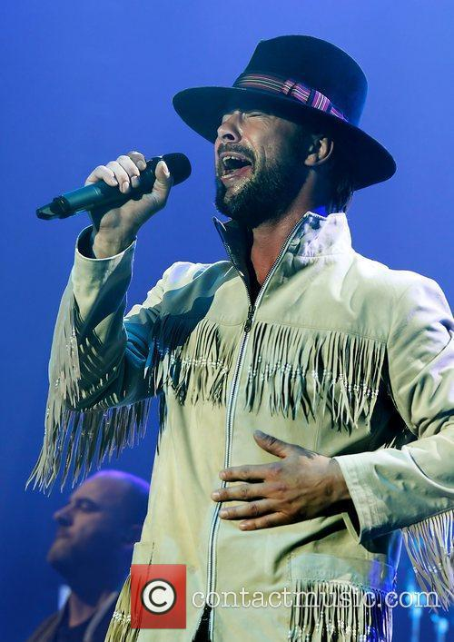 Jay Kay and Jamiroquai 18